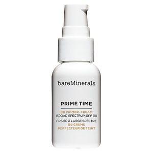 bare minerals prime time bb primer cream fair